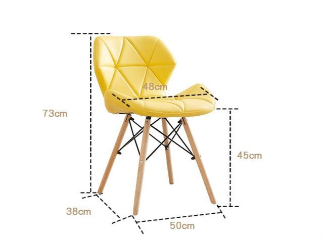 Pillow Soft Lounge Chair 6