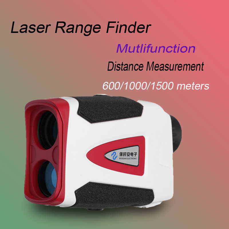 Laser Range Finder Measure 600m 1000m 1500m Distance Speed Meter Measurement Monocular Telescope Rangefinder Hunting Golf Sport 900m high accuracy range finder telescope rangefinder monocular for r golf hunting measure multifunctional laser distance meter