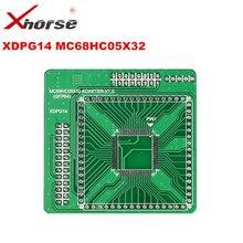 XHORSE adaptador XDPG14CH MC68HC05X32 QFP64 V1.0 que funciona junto con VVDI PROG