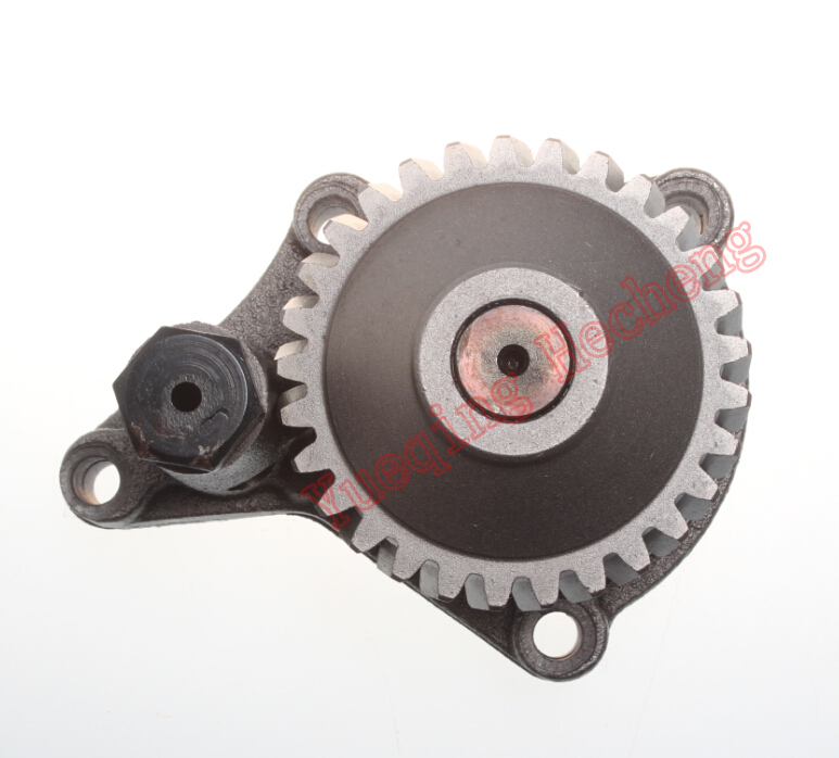 Oil Pump YM129407-32000 129407-32000 for Engine Excavator