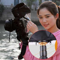 Universal Waterproof Rain Cover Camera Protector for Nikon/Pentax/Canon DSLR SLR
