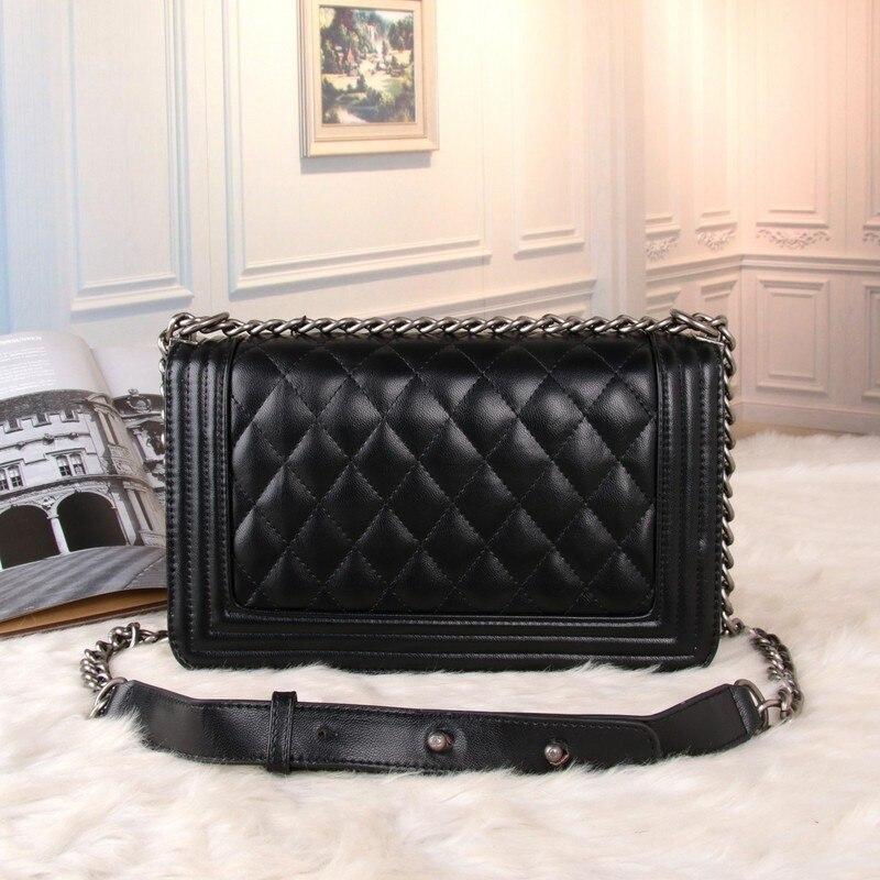 Marque sacs à main Meilleure vente classique Européen et Américain de mode chaîne messenger sac designer épaule sac