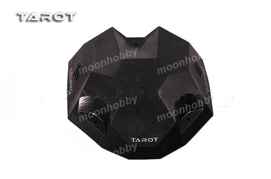 Tarot 680 Pro parts TL2851 Carbon Fiber Pattern Canopy Free Shipping With Tracking