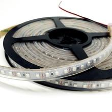 DC12V 3528 IR Светодиодные ленты Водонепроницаемый 850nm 940nm гибкий светодиодный свет 120 светодиодный/m инфракрасный Светодиодные ленты s для камеры дистанционного зондирования