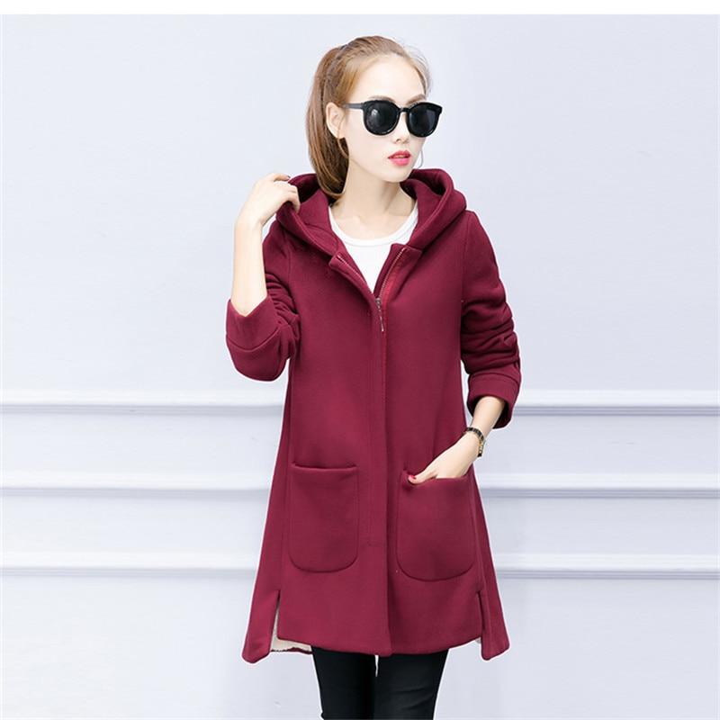 hzirip 4 цвета новое постулат на весну и зиму вкус с Заголовок с длинным рукавом молнии пальто Carmen грудь теплая старинные теплые сдал верхняя одежда