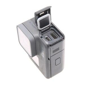 Image 3 - ORBMART צד כיסוי דלת מקרה החלפת USB C מיקרו HDMI יציאת מגן שחילוף Gopro גיבור 5 6 7 שחור מקורי מצלמה
