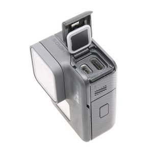 Image 3 - Orbmart capa lateral de substituição, porta de micro hdmi USB C substituição protetor para gopro hero 5 6 7 preto câmera original da marca