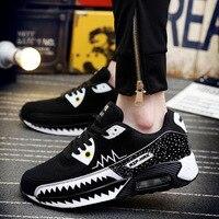 Jookrrix/Мужская обувь, модные брендовые кроссовки на платформе, Классическая обувь с перекрестной шнуровкой, uomo chaussure, дышащая обувь, мужская о...