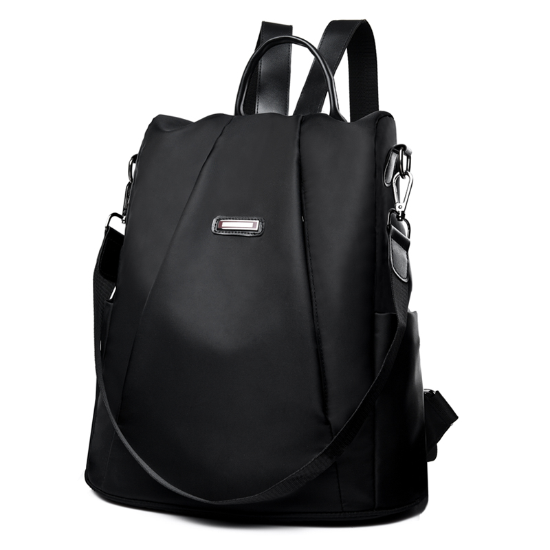 Brand Anti-theft Oxford Backpack Female Designer School Bags  1