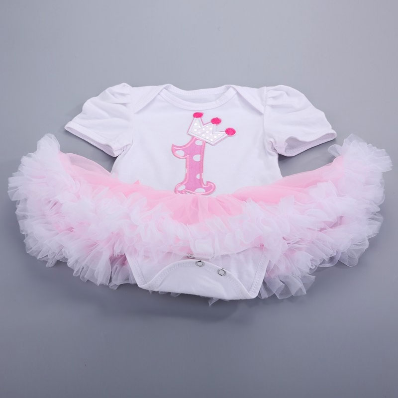 0-3-months-baby-girl-dresses-headband-shoes-set-infantil-Childrens-clothing-set-girls-tutu-kids-wear-puff-short-sleeve-vestido-1