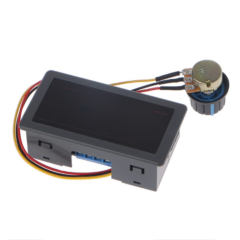 DC 6-30V 12V 24V 15A Max PWM Motor Speed Controller With Digital DisplayDC 6-30V 12V 24V 15A Max PWM Motor Speed Controller With Digital Display