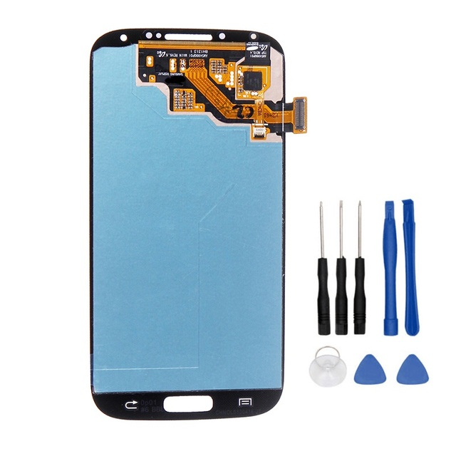 Coreprime Repair Parts For Samsung Galaxy S4 i9505 i9500 i337 LCD Display + Touch Screen Assembly+Tools