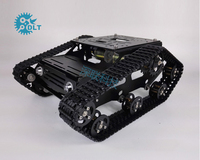 Wenhsin TR300 tracked Tank bottom Board Intelligent vehicle Robot cross country Obstacle crossing