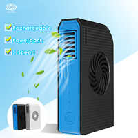Mini Portable Outdoor Handheld Desk Desktop Fan USB Electric Rechargeable Travel Cooler Power Bank for iPhone 5 6 7 Mobile Phone