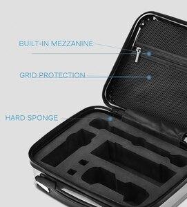 Image 5 - Bolsa para Nintend consola Switch NS caso al aire libre de viaje de almacenamiento caja de la cáscara del ABS maleta para Nitendo accesorios de interruptor