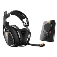 New Logitech ASTRO A40 TR headphones and Mix Amp Replaceable Precision Microphone Black Ops 3 for Xbox/PS Laptop Gamer