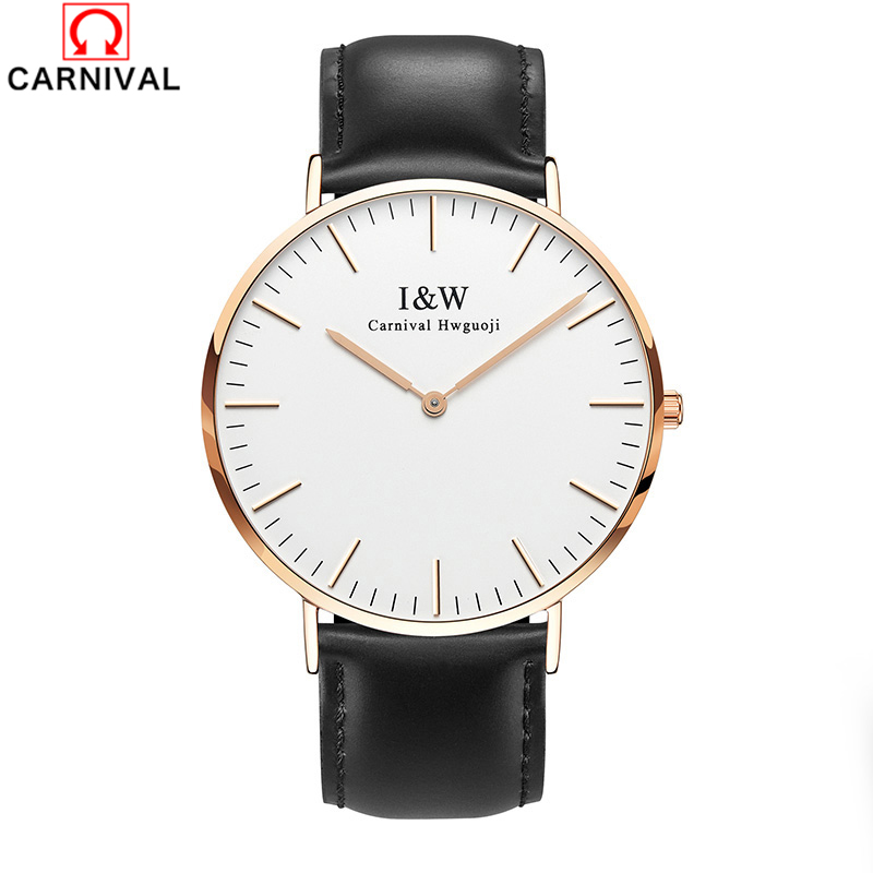 2018 Carnival Mechanical Watch Men Brand Luxury Men's Automatic Watches Sapphire Wristwatch Male Waterproof Reloj Hombre girl dress 2017 summer girls style fashion sleeveless printed dresses teenagers party clothes party dresses for girl 12 20 years page 2