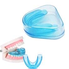 Мундштуки ортодонтическое подтяжки выравнивания стоматологическая бытовой тренер зубов