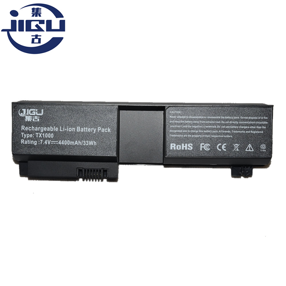 JIGU Laptop Battery For Hp Pavilion TX1000 TX1000Z TX1100 TX1101AU <font><b>TX1200</b></font> TX1201au TX1300 TX1301au TX1400 image