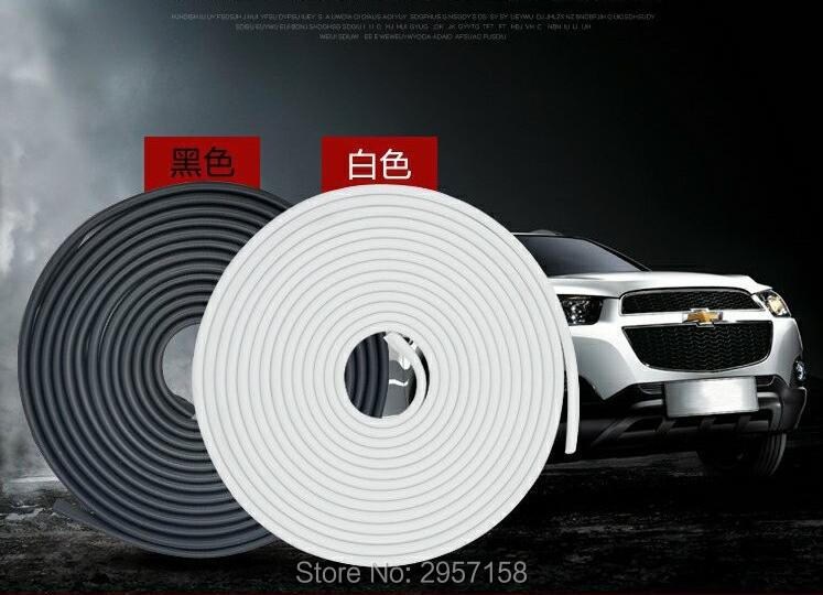 <font><b>2019</b></font> NEW 5M Car Door protection rubber strips For <font><b>BMW</b></font> E46 E36 E39 E38 E90 E60 F10 F18 325 328 Z3 Z4 X1 X3 <font><b>X4</b></font> X5 X6 <font><b>Accessories</b></font> image