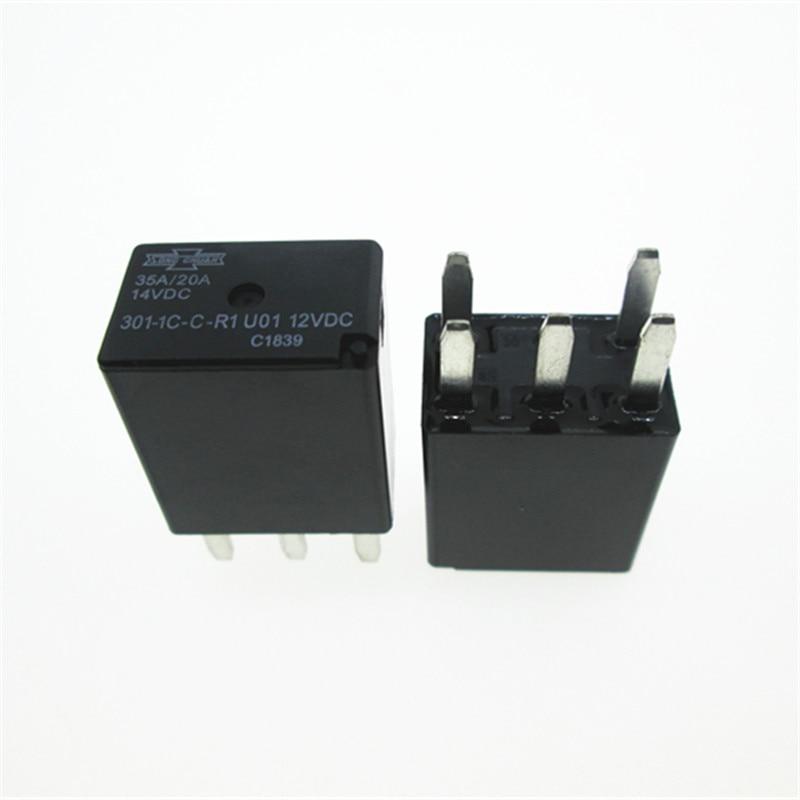 NEW CAR AUTO 12V relay 301-1C-C-R1 U01 12VDC 301-1C-C-R1-12VDC 301-1C-C-R1-U01 3011CCR1 3011CCR1-12VDC 12VDC DC12V 5pin 5pcs/lotNEW CAR AUTO 12V relay 301-1C-C-R1 U01 12VDC 301-1C-C-R1-12VDC 301-1C-C-R1-U01 3011CCR1 3011CCR1-12VDC 12VDC DC12V 5pin 5pcs/lot