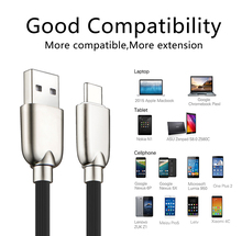 MyGeek USB Type C Cable USB Charging Cable for Samsung XIAOMI Huawei p9 OnePlus XIAOMI NEXUS Fast Charge Cable