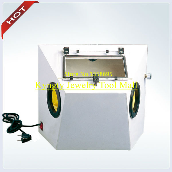 Mini Sandblasting Machine For Dental Supply Jewelry Sandblaster Jewelry Making Tools and Equipment