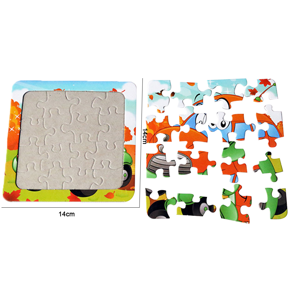 Rosana 6 Set Childrens Puzzle Educational Developmental Training Toys for Children Baay Jigsaw Puzzle Interesting Toy