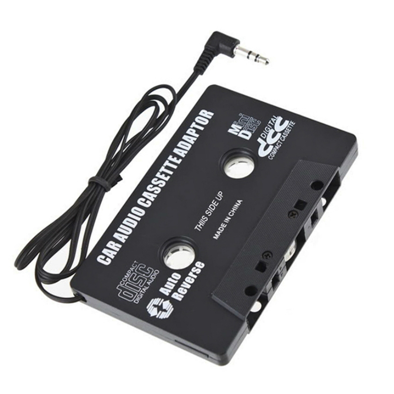 Cassette & Spieler GemäßIgt Elistooop Audio Kassette Aux Band Adapter Konverter 3,5mm Für Ipod Iphone Mp3 Aux Kabel Cd-player Mp3 Musik Adapter Eine VollstäNdige Palette Von Spezifikationen