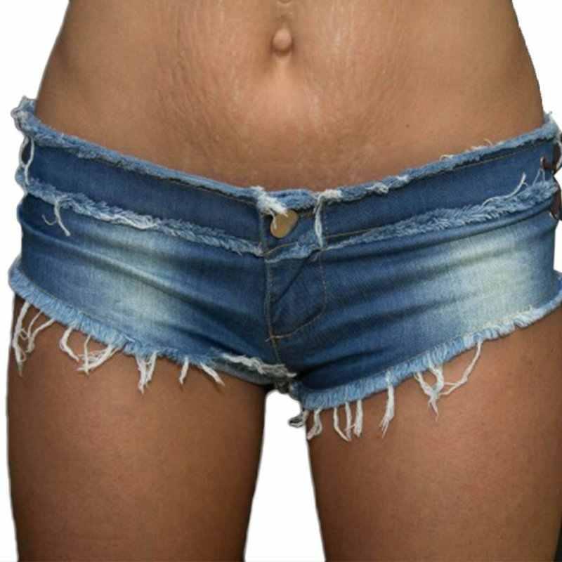 """Kobiety Sexy jeansowe spodenki jeansowe 2016 moda lato bawełna lace-up Sexy super Hole, proszę kliknąć na przycisk """" krótkie spodnie Skinny super krótkie dżinsy Y3"""