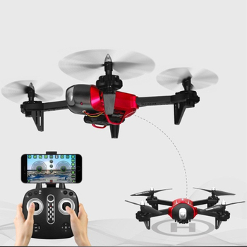 Folding Racing Selfile WIFI Real Time Remote Control RC Drone M618 100M Attitude Hold HD Camera RC quadcopter Model Toy
