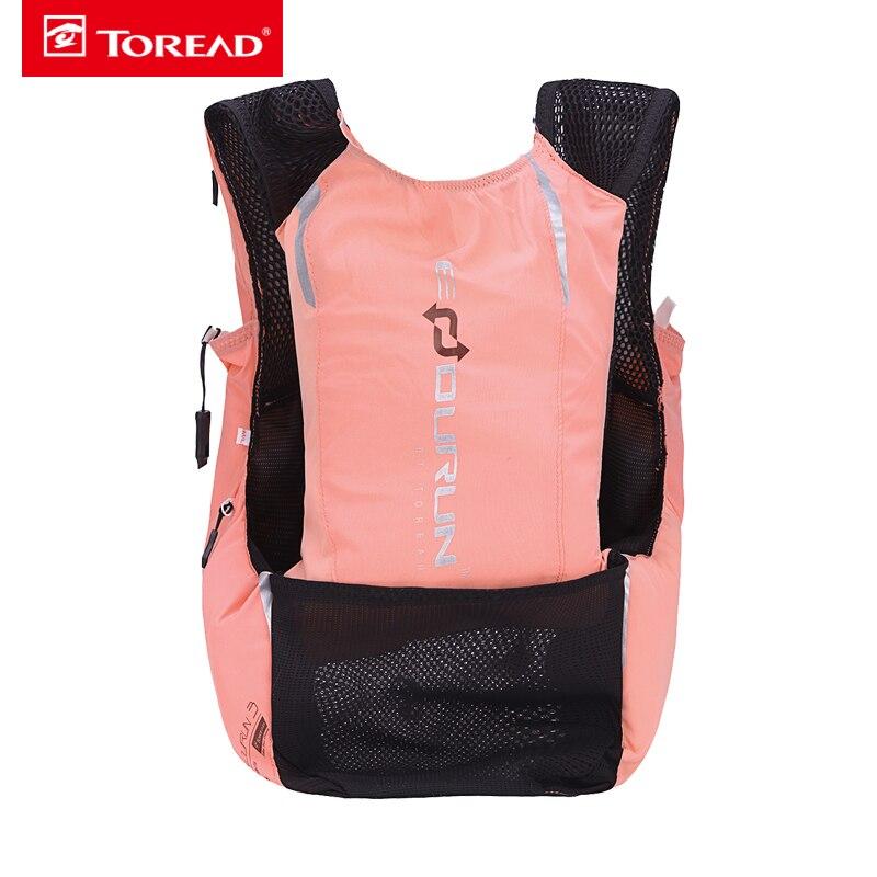 TOREAD спортивные сумки 2018 весна/лето новый открытый дизайн легкий удобный рюкзак для бега ZEBG80133