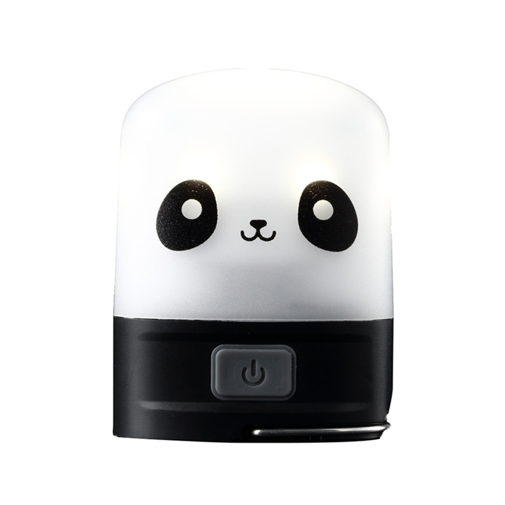 NITECORE LR10 panda USB rechargeable Lantern 9 High CRI LEDs max 240 lumen outdoor camping light