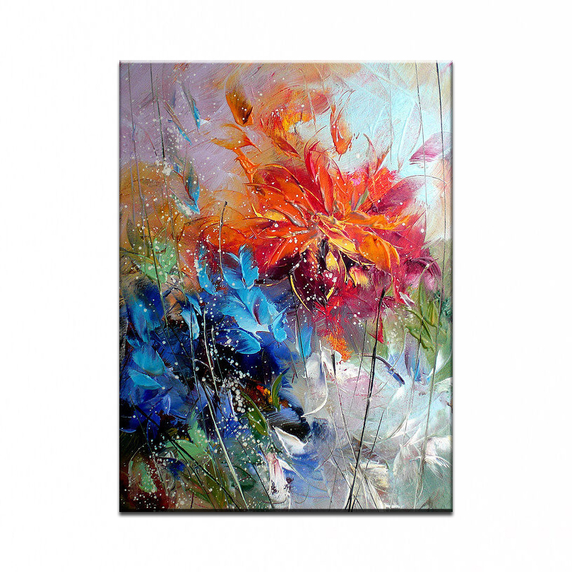 NEW 100% hand-painted canvas oil painting high quality home decor - Home Decor - Photo 1
