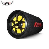 I Key Buy 5 Inch 120W Car Subwoofer Speaker 12V 220V Cars Card Tunnel Round Audio