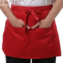 Food Service kitchen apron cleaning fashion cooking apron kitchen clothing chef apron B012C