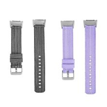 Nylon Replacement Strap Band Sports Band for Samsung Gear Fit 2 Pro R360 R350 R365 Smart Watch Wearable Devices Accessories cheap OOTDTY Watch Strap English Adult Other Push Message
