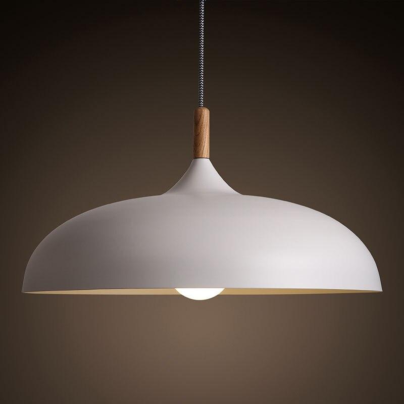 Краткое лично Винтаж Кантри черный подвесной светильник LED кабинет столовая отель HOMEDECOR светильник