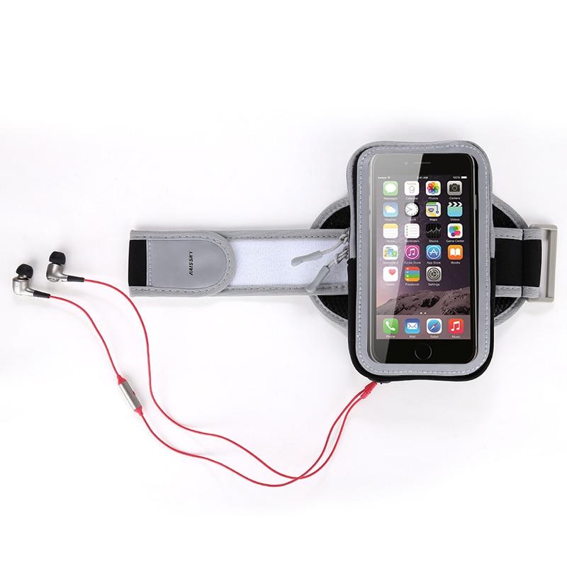 Haissky անջրանցիկ սպորտային հեռախոս Case - Բջջային հեռախոսի պարագաներ և պահեստամասեր - Լուսանկար 5