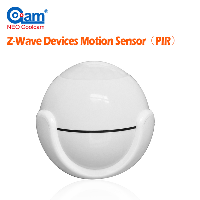 NEO COOLCAM Z-wave PIR Motion Sensor Detector Home Automation Alarm System Motion Alarm Smart Home EU/US Version neo coolcam nas pd02z new z wave pir motion sensor detector home automation alarm system motion alarm system eu us version