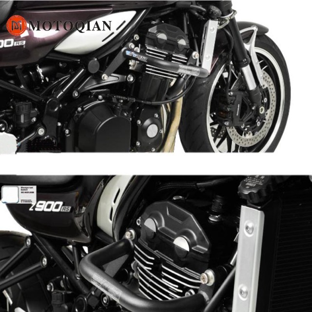 Motorbike Engine Bumpers Chassis For Kawasaki Z900RS 2017 2018 Guard Protective Motorcycle Accessories Motor Partrs