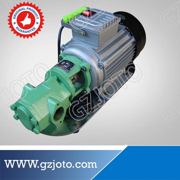 WCB-75 Single Stage Fuel Transfer Pump Electric Diesel Oil  750W