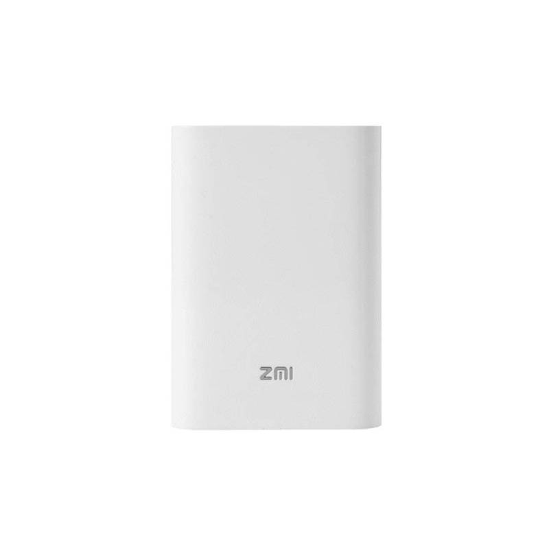 100% original XIAOMI ZMI 4G wifi router mifi 3G 4G lte mobile hotspot with 7800mAh batte ...