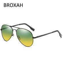Vintage Polarized Sunglasses Men Women 2019 Classic Driving Glasses Mens Metal Pilot UV400 Lunette De Soleil Homme