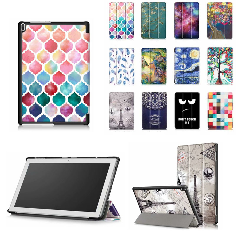 Flip Case For Lenovo TAB4 10 Smart PU Leather Case For Lenovo TAB 4 10 TB-X304F TB-X304N TB-X304L Tablet Case + ProtectorFlip Case For Lenovo TAB4 10 Smart PU Leather Case For Lenovo TAB 4 10 TB-X304F TB-X304N TB-X304L Tablet Case + Protector