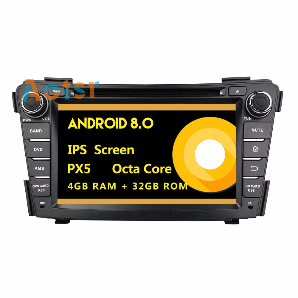 Android 6.0/ 7.1 Car CD/DVD Player Multimedia Stero Car Radio <font><b>GPS</b></font> Navigation For <font><b>HYUNDAI</b></font> <font><b>I40</b></font> I-40 2011 2012 2013 2014 2015 2016 image