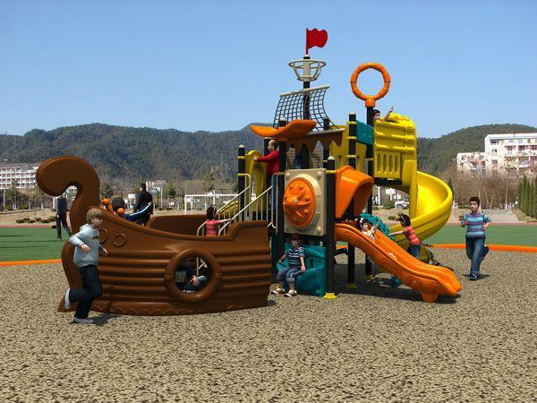 juegos infantiles exterior barco pirata serie hdachina mainland