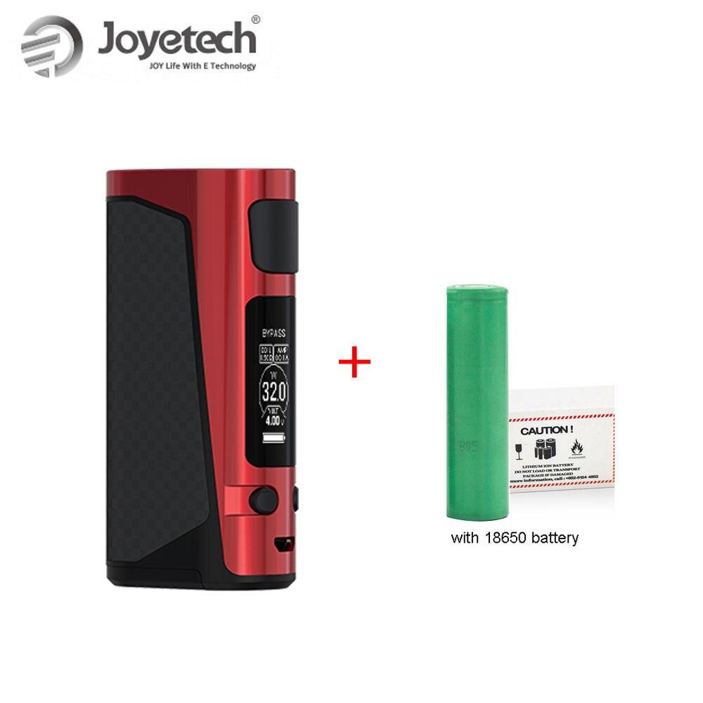 Boîte Mini Mod d'origine 80 W Joyetech eVic primo avec batterie 18650 adaptée à l'atomiseur ProCore Aries vs evic primo se