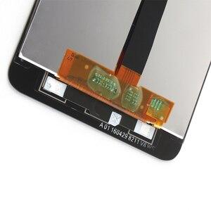Image 4 - Zte ヌビア Z11 ミニ NX529j 5.0 新液晶 + タッチスクリーンデジタイザコンポーネント黒と白の 100% テスト + 物流追跡