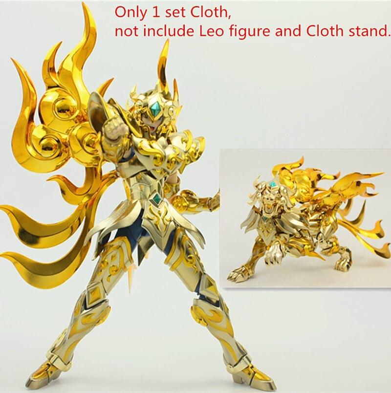 MC Saint Seiya Cloth Myth EX Soul of Gold SOG GOD Cloth for Bandai LEO Aiolia
